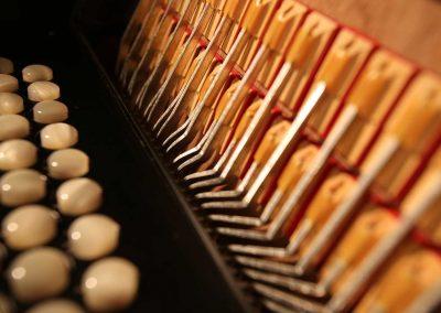 Réglage clavier