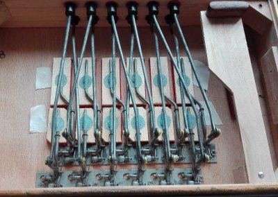 Nettoyage mécaniques main gauche