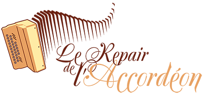 Logo le repair de l'accordeon